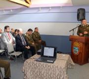 Carabineros de la 5° comisaría de Puerto Montt efectúa Cuenta Pública en Hornopirén