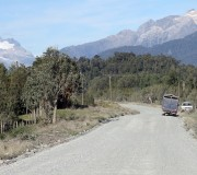 Alcalde solicita mantención de caminos en Hualaihué