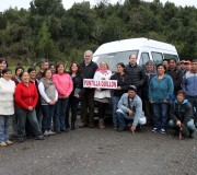 Se inicia servicio de transporte terrestre en el tramo Puntilla Quillón-Hornopirén