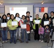 17 familias fueron beneficiarias del Programa Habitabilidad durante el 2012