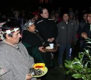 Celebran el We Tripantu en Pichicolo