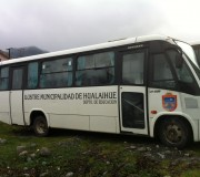 Remate Bus Mercedes Benz Régimen Zona Franca