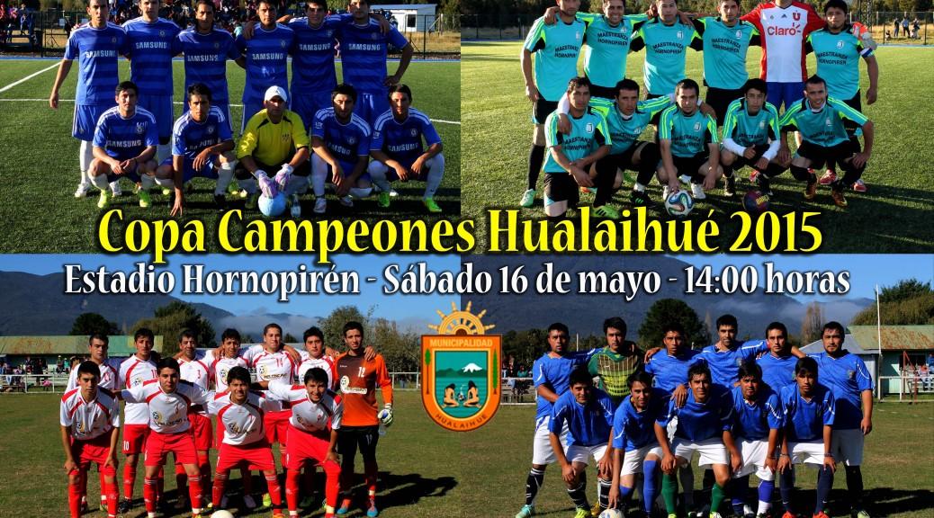 Afiche copa campeones 2