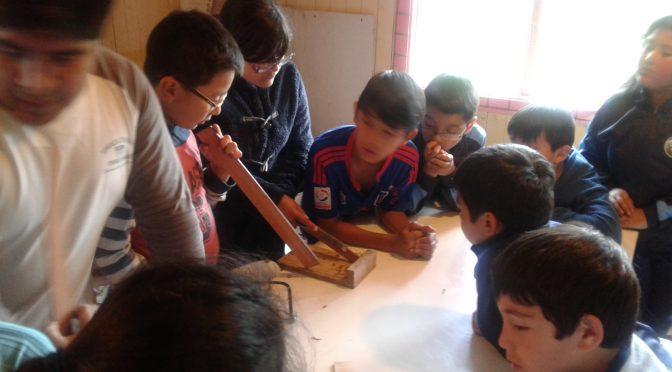 Vínculo de estudiantes con la comunidad local